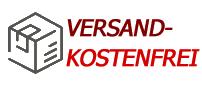 RS-GUIDESYSTEMS Gurtpfosten, innen, schwarz, rot/weiß schraffiert, 9 m