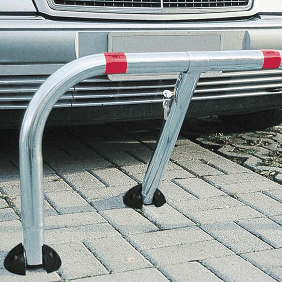 parkplatzsicherung parky ar 580, verschiedenschließend, aufdübeln
