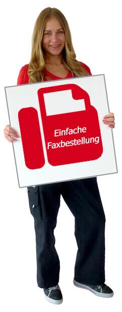 Model FAX Bestellschein
