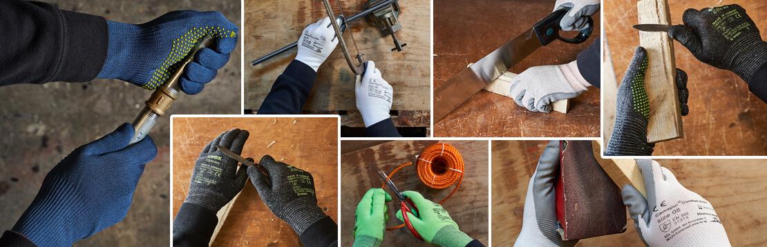 Handschuhe: Schützen Sie sensible Haut und Hände!